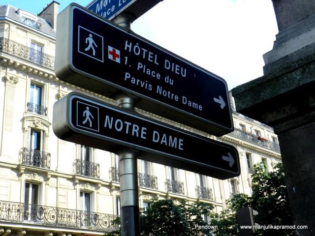 Notre Dame, Travel blogger, Indian traveler
