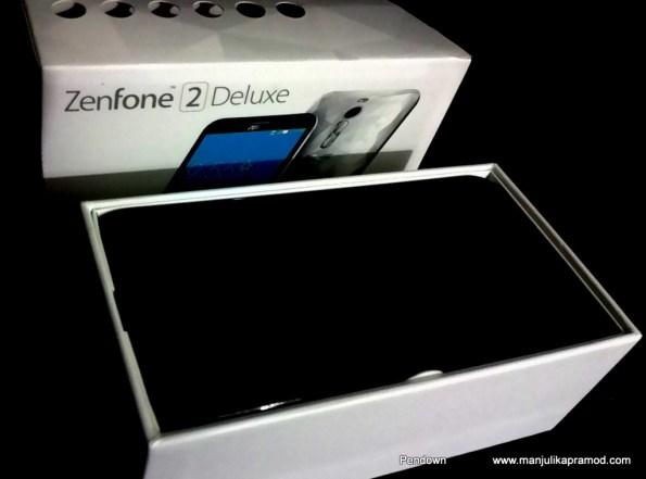 5.5. inch smartphone, Asus, Zenphone 2 Deluxe