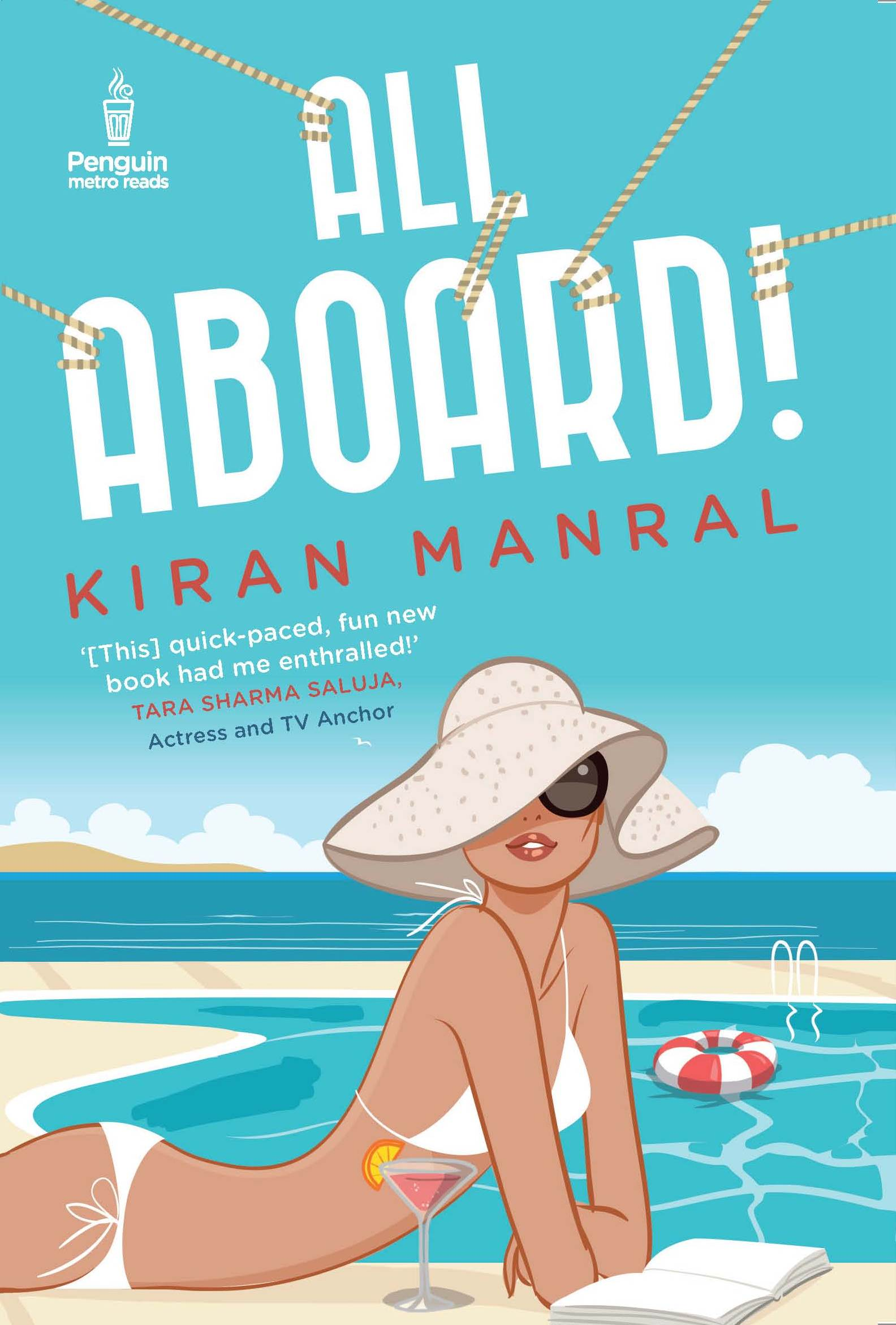All ABoard, Kiran Manral, Penguin Books