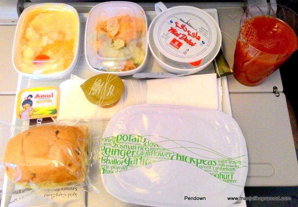 Food, Emirates, Dubai, Flights