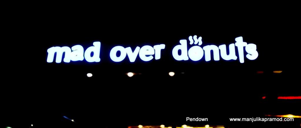 Churchgate, Mumbai, Mad Over Donuts, Travel and Food blogger