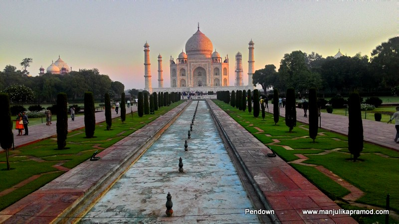 Taj Mahal, Agra, Marble beauty, Uttar Pradesh