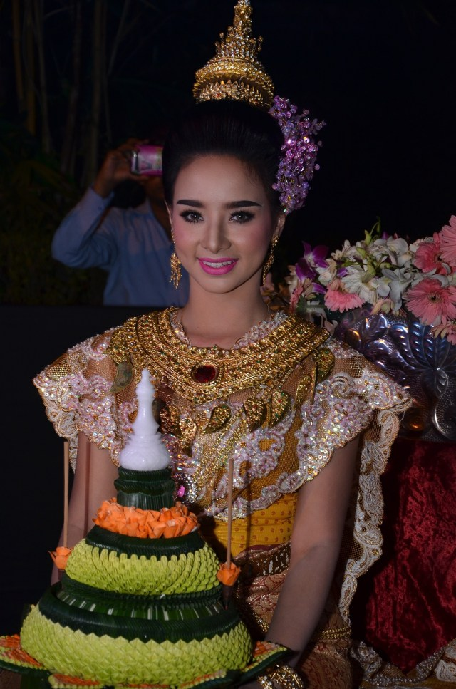 Loi Krathong Festival celebrations in Radisson Blu, New Delhi