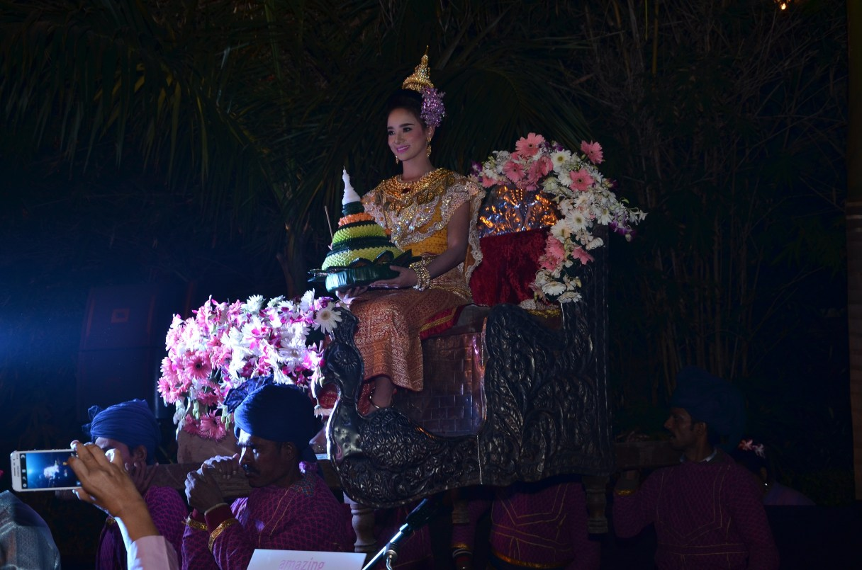 Loy Krathong, a most spectacular and romantic festival