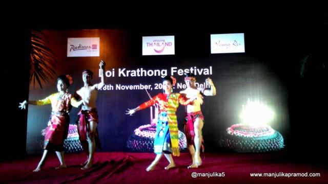 Loi Krathong in November
