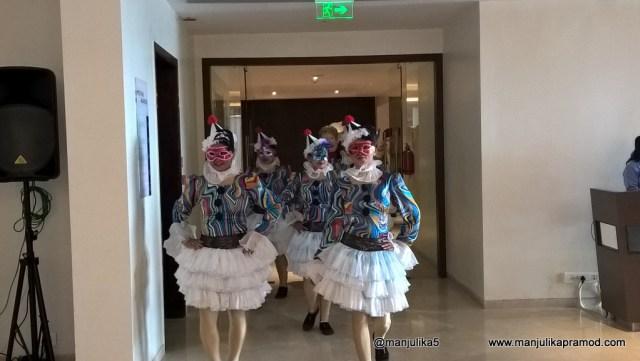 Irolic Parade, Fun and entertainment for children at Novotel Imagica