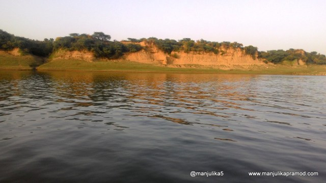 The Chambal River