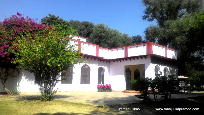 The Mela Kothi – Chambal Safari Lodge