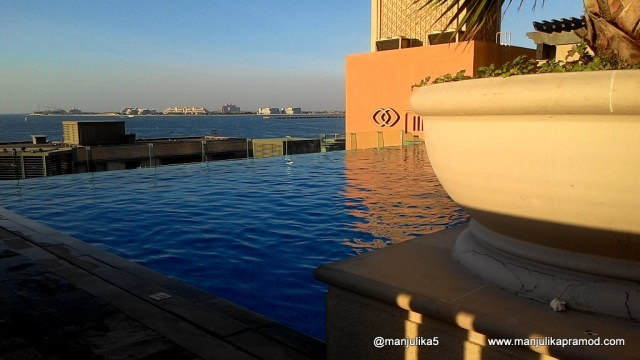 Infiniti Pool at Sofitel JBR, Dubai