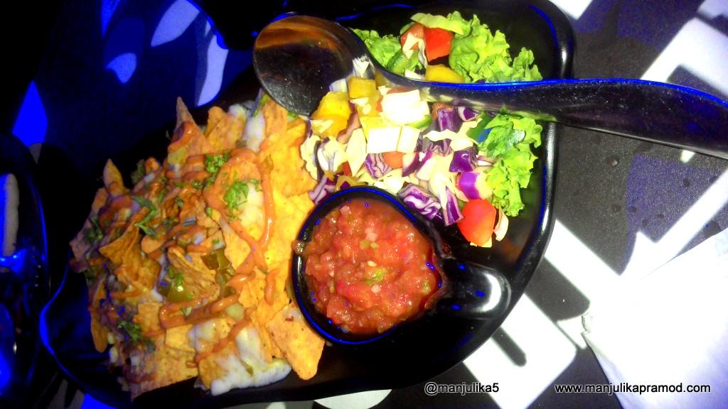 Mafia Food, Paneer, Green Chutney