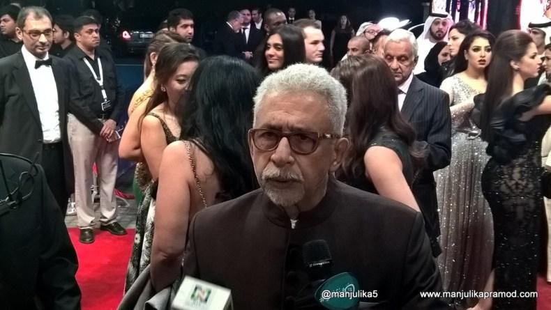 Lifetime Achievement Award, Dubai International Film Festival