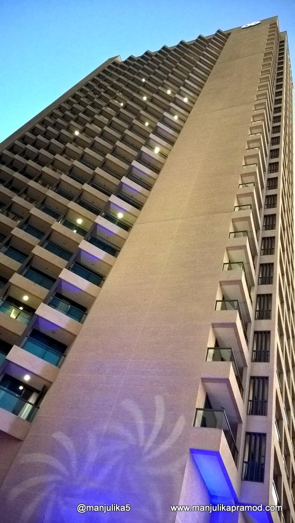 Sofitel, JBR, Dubai, Beach