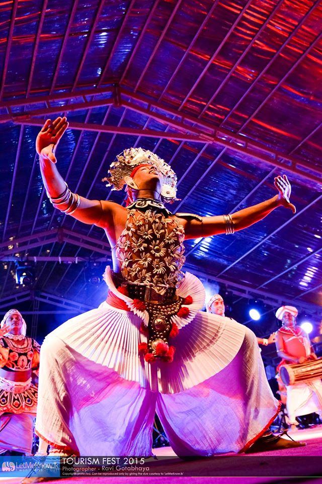 TOURISM FEST 2015-Sri Lanka