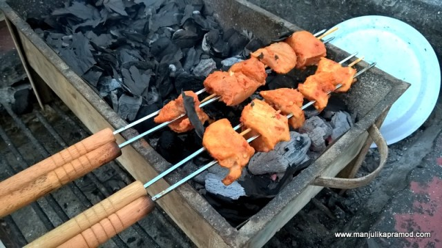 How about some grilled chicken