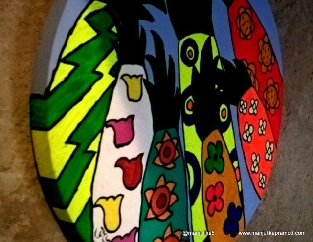 Lovely Art Work- Cultural Foundation