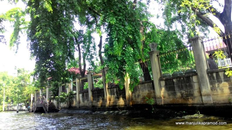 Green Bangkok, Waterways