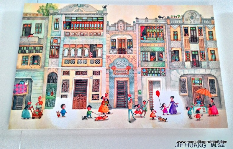 Paintings, China, Artists, World Book fair, National Book Trust