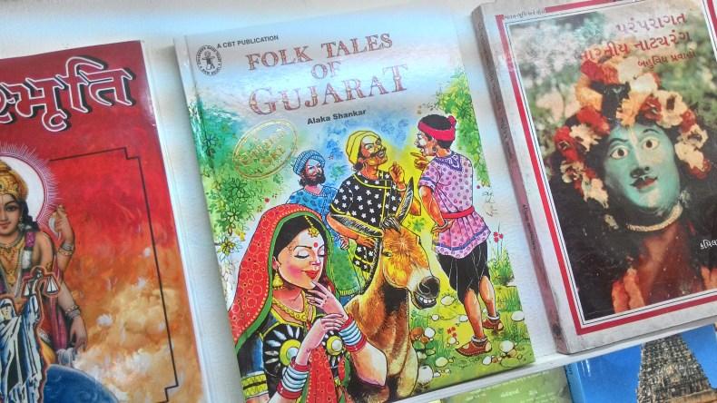 Folk Tales of Gujrat, Books, Book Fair, New delhi