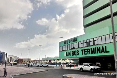 Dubai to Abu Dhabi, How to go to Abu Dhabi