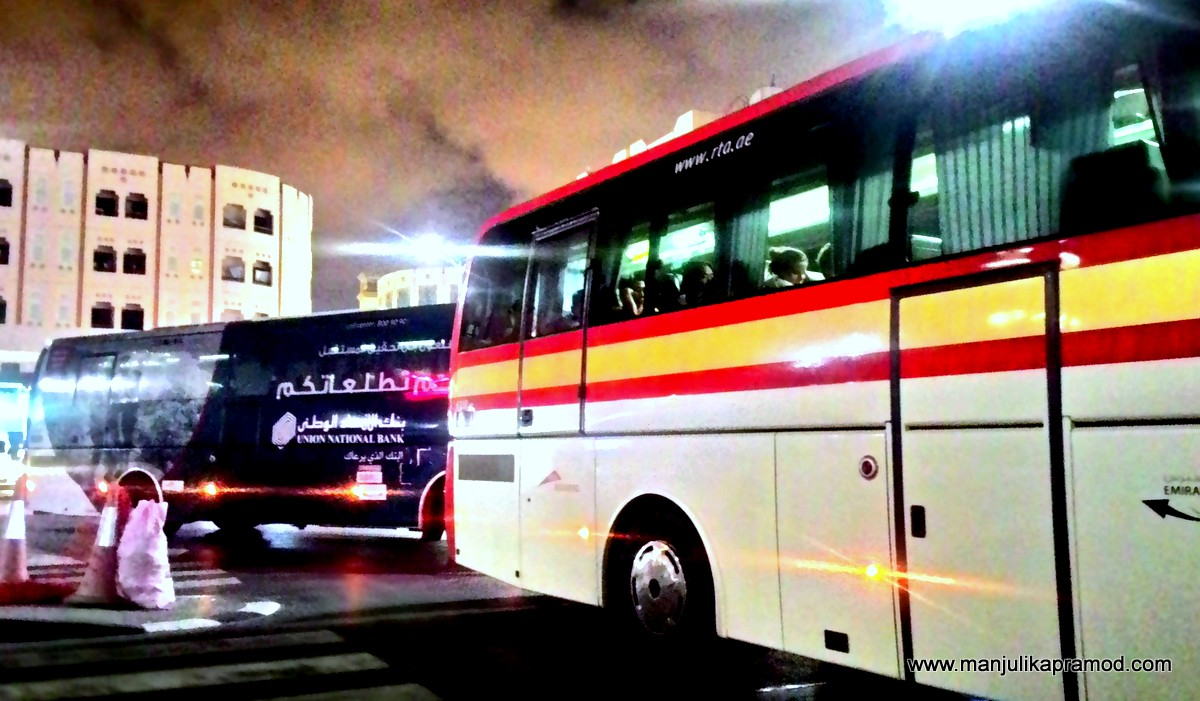 dubai to abu dhabi bus from al ghubaiba
