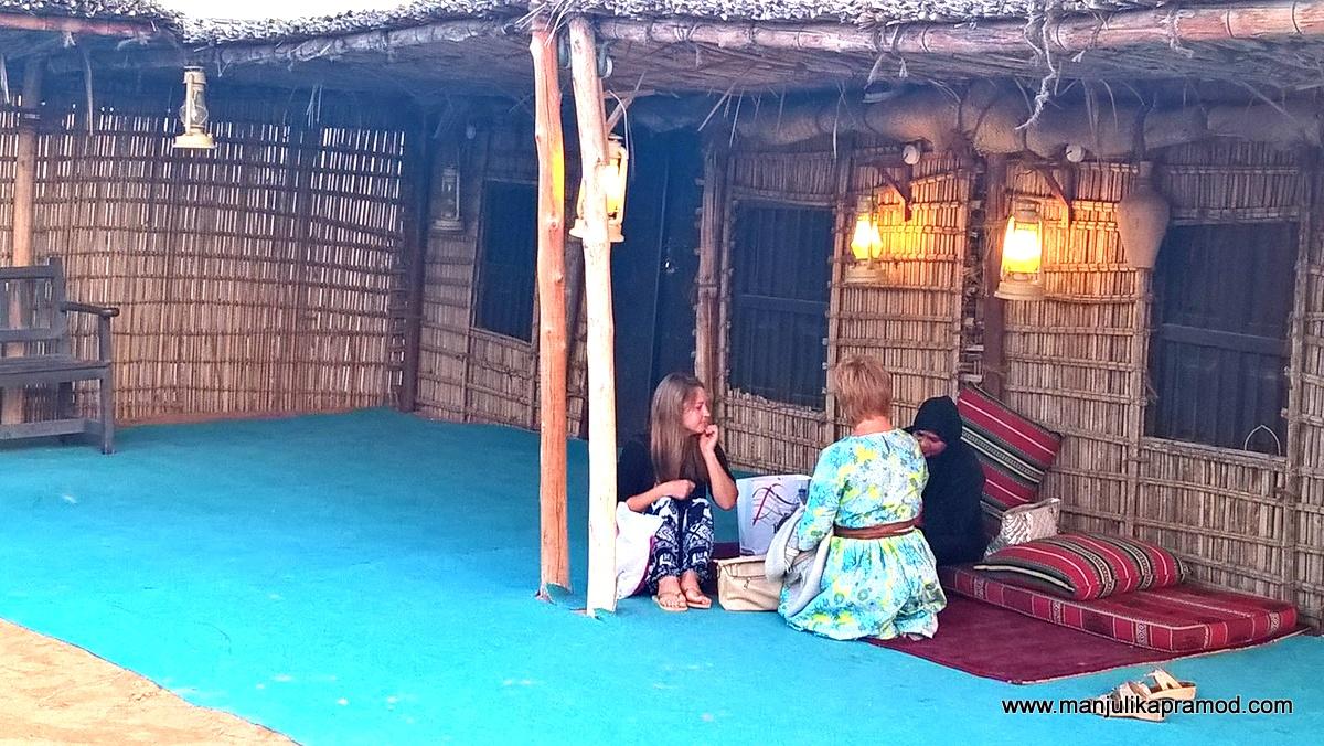 Arabic mehndi-Heritage Village
