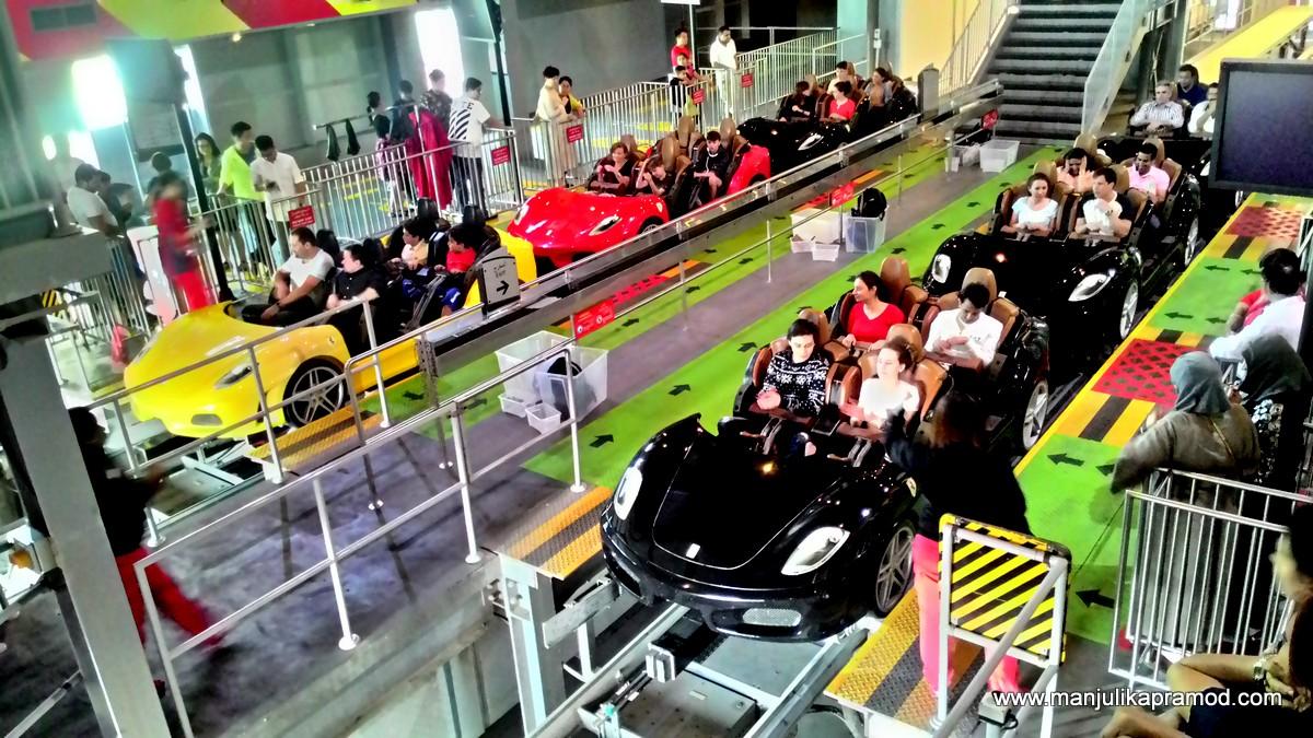 GT Coasters, Challenge, Roller coaster, Travel