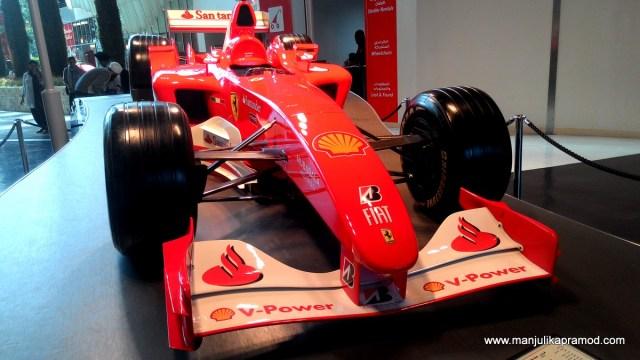 Ferrari World, Abu Dhabi, Dubai, Yas Island, Flying Aces