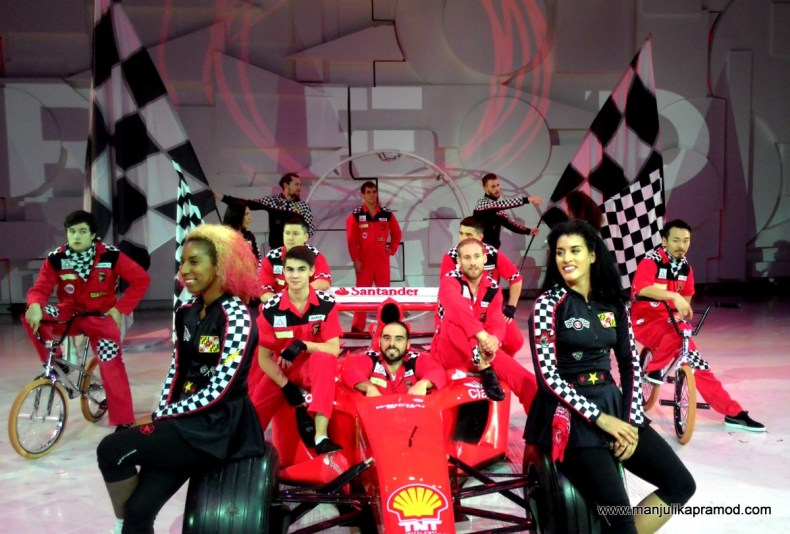 RED, Ferrari World, Santander, Ferrari Cars,Italy, Abu Dhabi