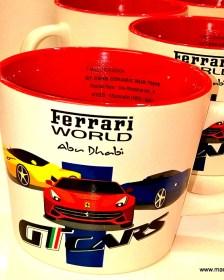 Raise a Toast to Ferrari World at Yas Island, ABu Dhabi