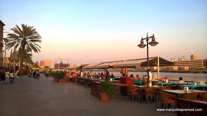 Restaurants around the Sheikh Saeed Al Maktoum House