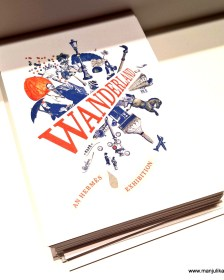 Wanderland -An Hermes Exhibition