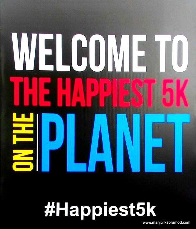 Colour Run, Abu Dhabi, Happiest 5K