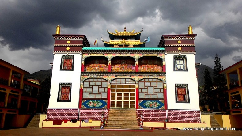 Buddhist Monastic , Buddhism, India, Travel, Bir Area