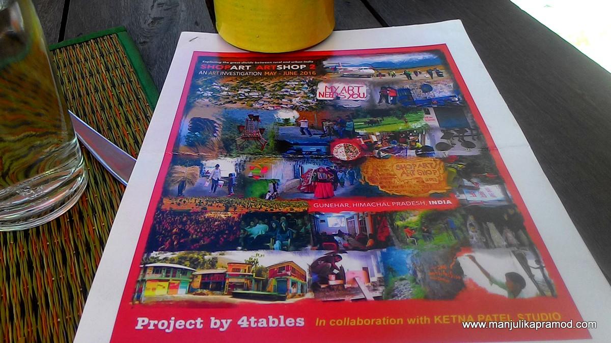 ShopArt ArtShop 2, Gunehr, Himachal, Kangra valley