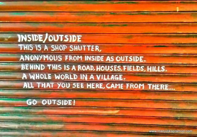 Shops in Gunehr, Bir, Himachal, Travel India
