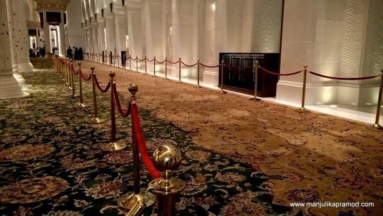 The Biggest Carpet-Grand Mosque