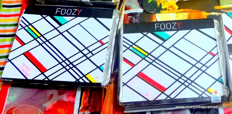 Foozy, Food delivery options in Gurgaon