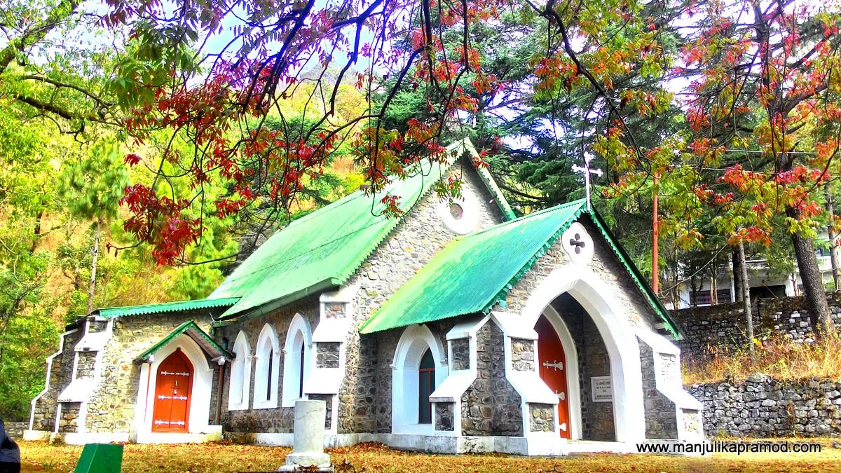 Bhimtal, Sattal, Church, Lake, Nature Walk