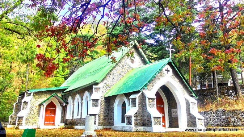 Bhimtal, Sattal, Church, Lake, Nature Walk