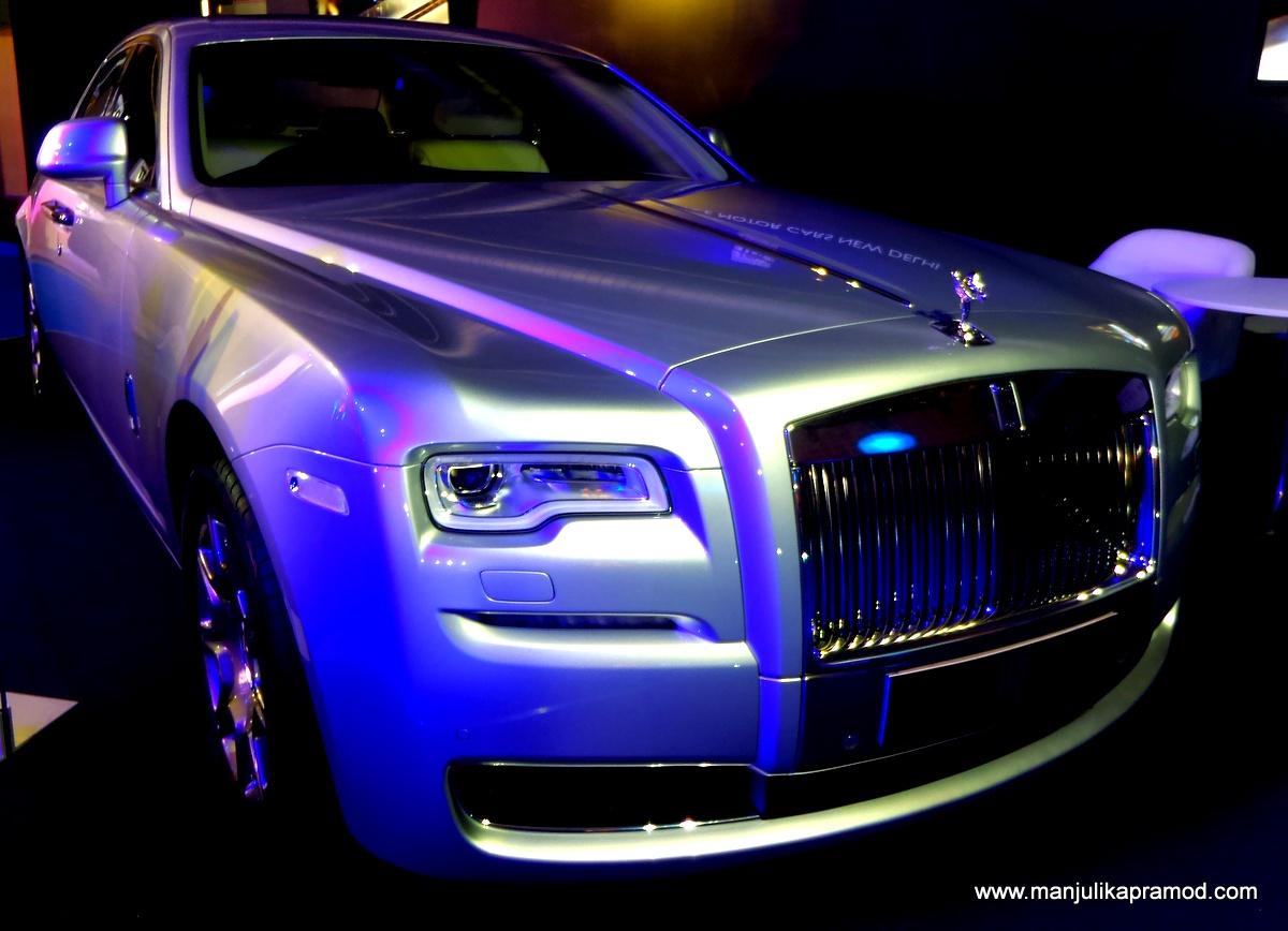 The luxury Car - Rolls Royce