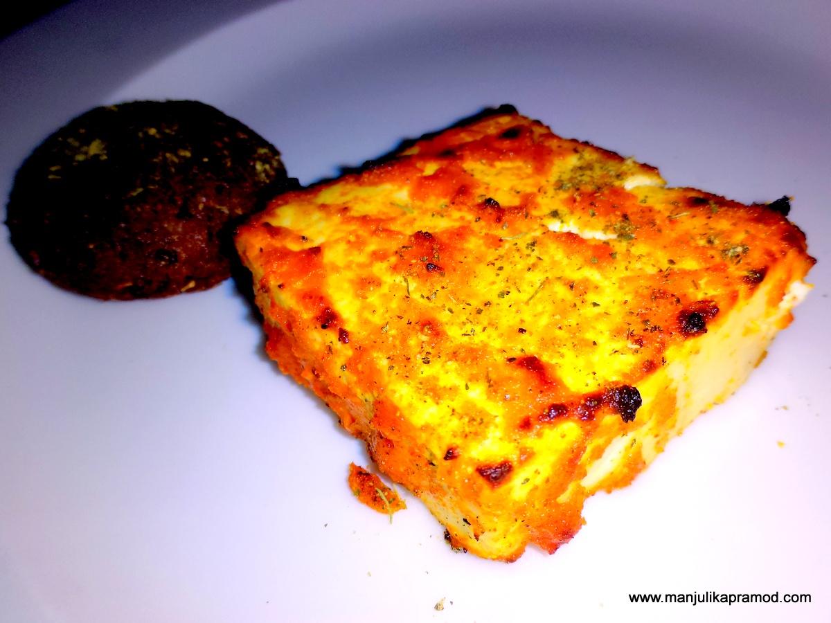 Paneer tikka, World Art Dining, New Delhi, Foodie