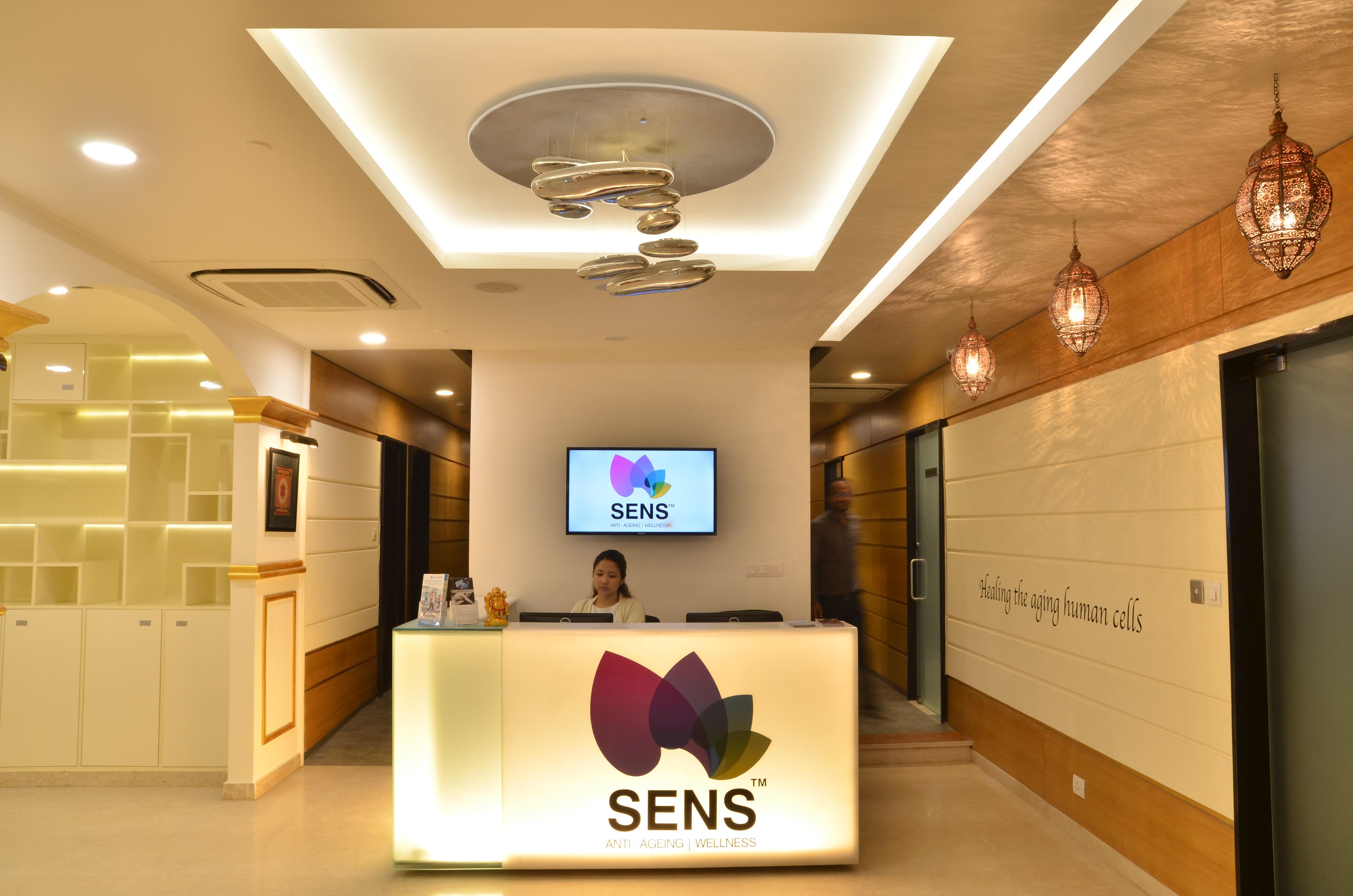 SENS Clinic, South Ext, SENS Launch