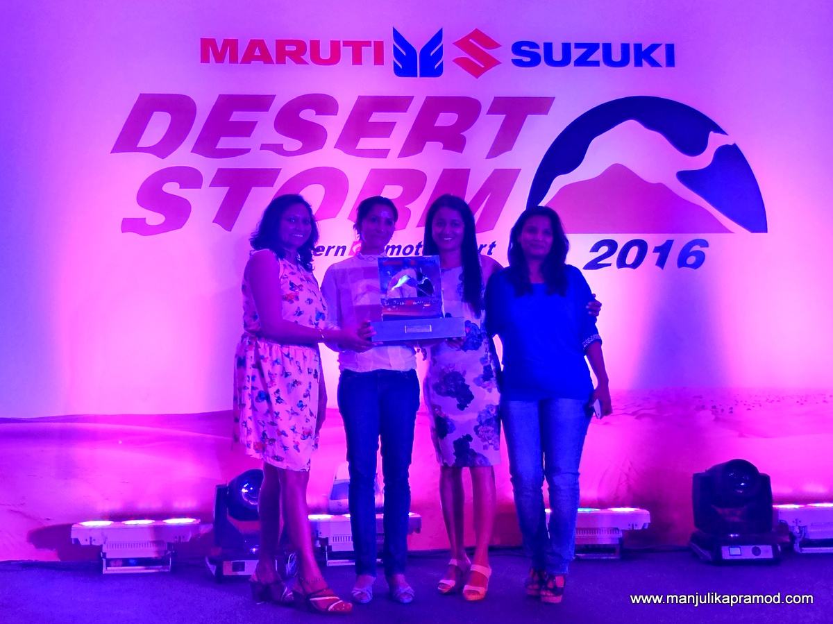 Females, Car Rally, Adventure, Sports, Car Rally. Maruti Suzuki