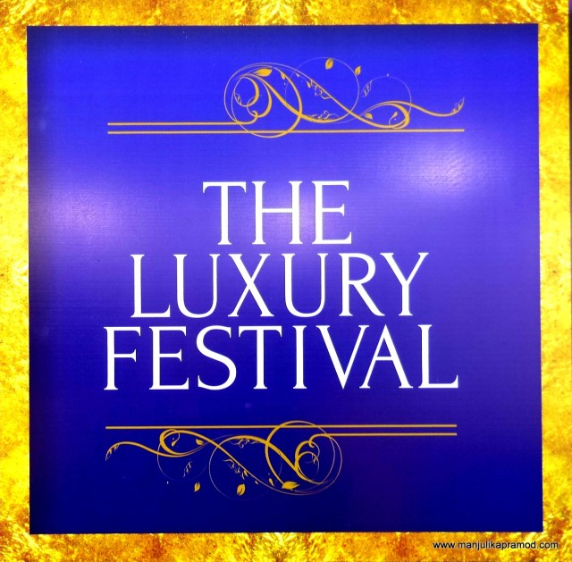 The Luxury Festival, Delhi, Apr 1-3, Delhi blogger, Luxury, KLM India