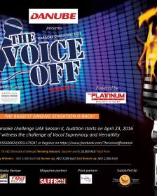 Karaoke Challenge UAE Season II in Dubai, Karaoke, Dubai, Events, AND,