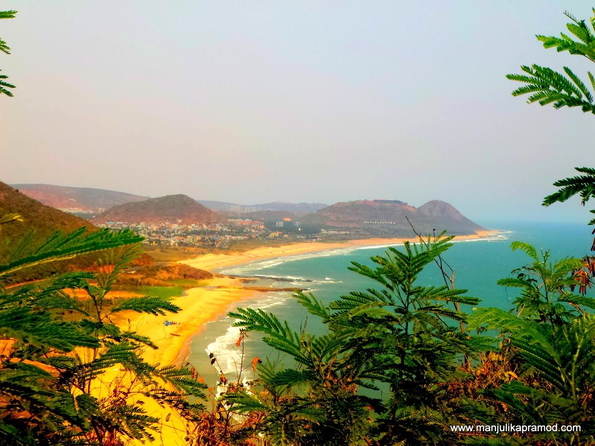 Vizag, Vishakhaptnam, India, Andhra Pradesh, India, Travel blogger