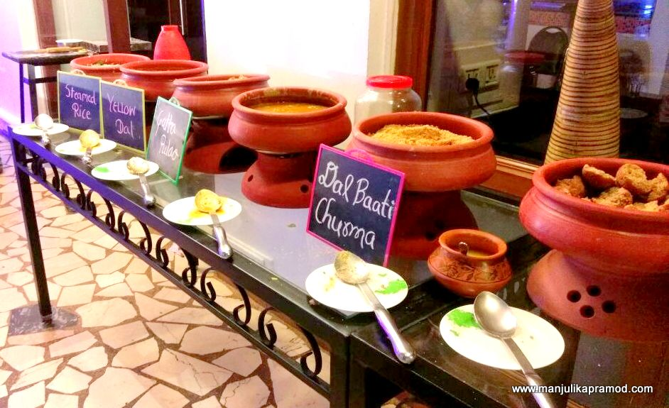 Dal Baati Churma- Rajasthani food is incomplete without it