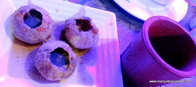 Golgappas, Rajasthan, Paani ke batashe, Food festival, Mumbai