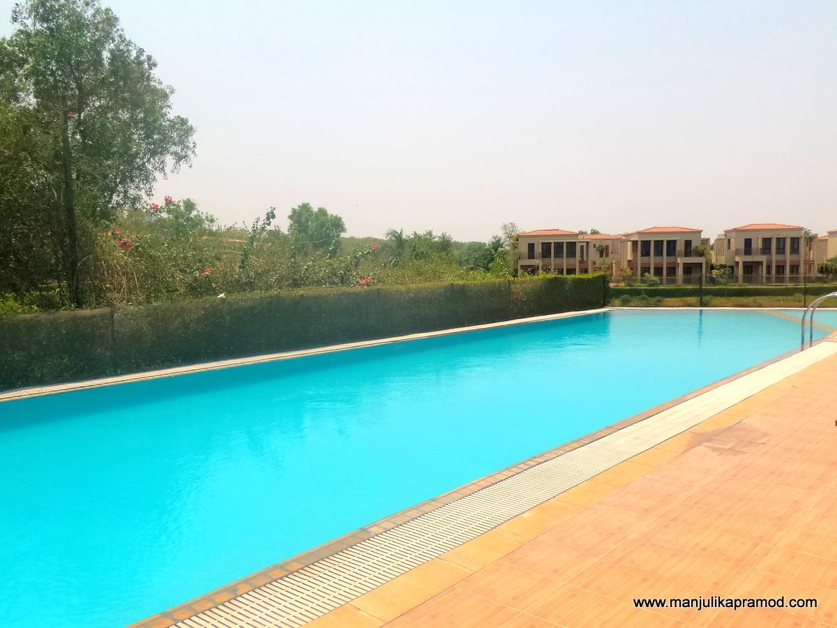 Infinity Pool in Delhi-NCR