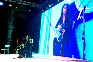 Simona Abdallah, Interview, percussionist, Tabla player, female